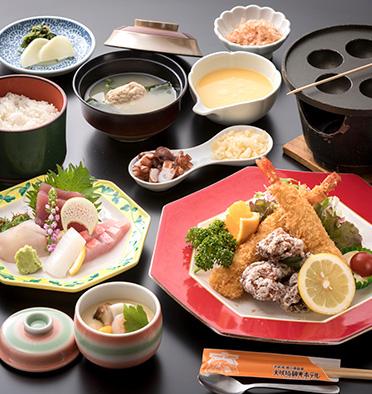 お子様コース料理例の写真