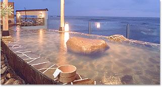 露天風呂「岩風呂」